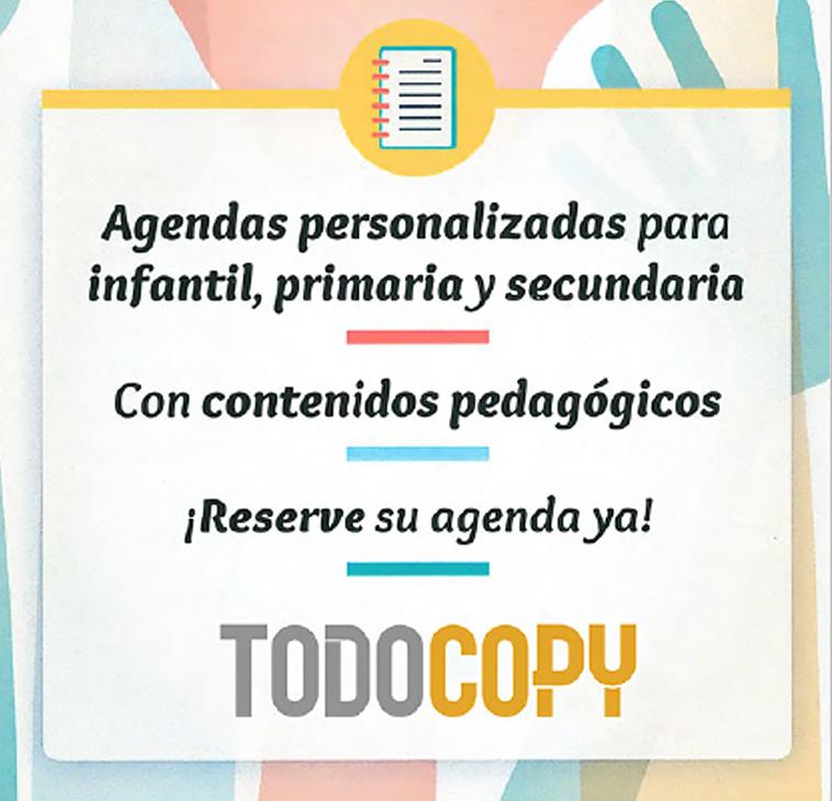 Agendas Escolares Personalizadas – Curso 2020/2021