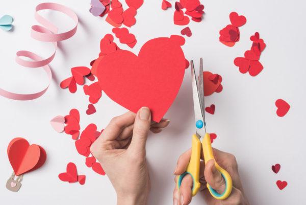 Manualidad San Valentín